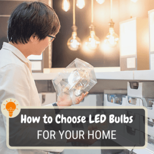 Led bulbs for your home