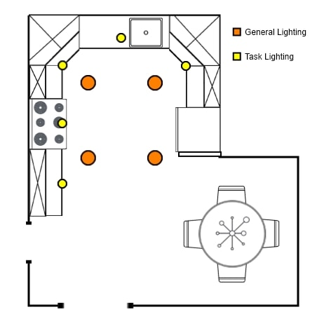 Recessed Lighting Layout The Recessed Lighting Blog