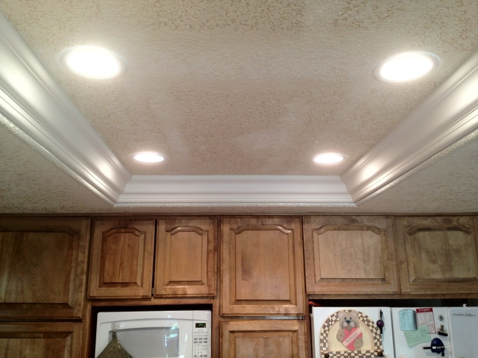 How To Update Old Kitchen Lights Recessedlighting Com