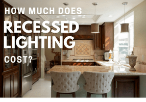 How Much Does Recessed Lighting Cost The Company Blog