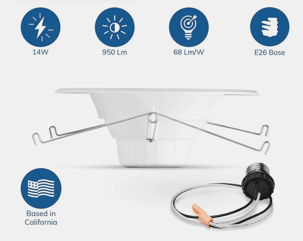 Hyperikon LED specifications