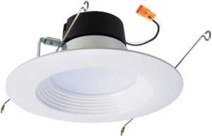 recessed fixed downlight