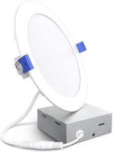 ultra thin slim led recessed light